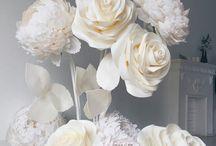 Kwiaty Papier Foamiran