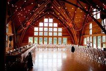 -Wedding: venues. / by Mehgan Frazier