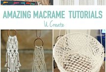 ****Crochet Sewing Projects