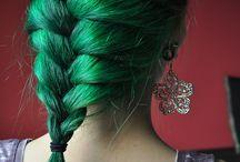 Hair / Hårfarver