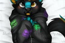 Furry!!!❤️ / Cute male furry's