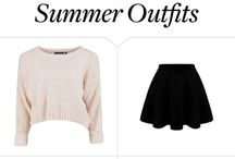 outfits summer