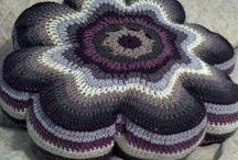 Crochet - Cushions - Almohadones