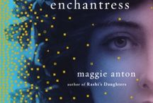 Jewish Grand Strand Reads 2015 / Our Jewish Community Read will be the first week in February. We will be reading, Enchantress by Maggie Anton.