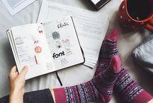 Organizace myšlenek a dokumentů / Organizace myšlenek, dokumentů a nebo třeba celých částí bytu.