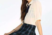 Tarton Skirts