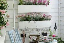 ideas for the balcony