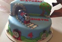 torta treno thomas