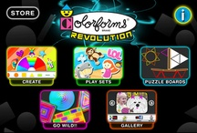 Creative Toys and Apps