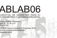 Taller FabLab.06 ETSA Sevilla