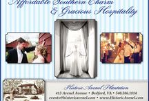 Weddings at Avenel / Avenel is a wonderful location for your perfect day!