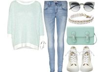 Outfits / Stylizacje / Fashion outfits! / Modowe stylizacje!