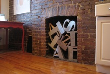 fireplace / by Kelly Poort