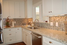 kitchen designs / by Kellam McMichael
