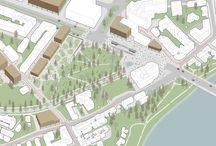 Proyectos urbanos mediana escala
