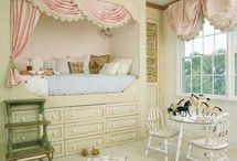 Girls Rooms / by Penny Thompson
