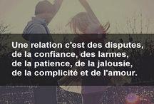 Amour citations❤️❤️