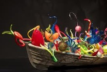 Chihuly... / The best Glass artist ever ! / by Juanita Figueroa