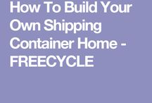 Architectural article / Shipping container