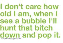 Sayings!