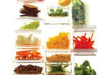Healthy Eating / by Stephanie Mahonsky