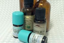 essential oils / by Kim Perry