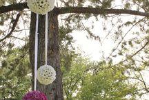 Decoración para bodas Leavesdesign