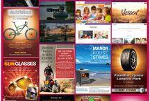 iBritz Website Design - Works - Portfolio