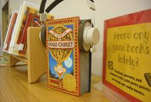 Display Me / Book display ideas for the library / by LynnDee