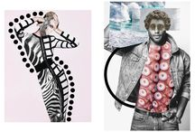 Collage / Moda