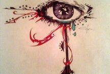Ojo de horus tatuaje
