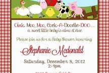 Baby Shower for Baby Waggles! / by Jacquelyn Wagner