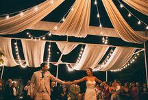 Decoración para fiesta de Matrimonio