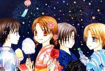 Gakuen Alice - Mikan and natsume