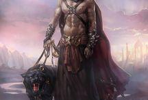 RPG Fantasy - Humanos
