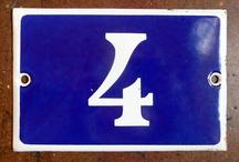 Number Four - 4 / Nummer 4