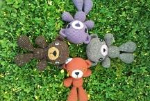 Ositos crochet