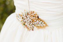 Bridal Baubles / Pretties that sparkle for a bride.