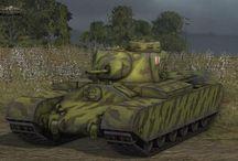 Tank's / by Dustin 91