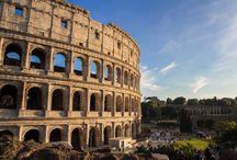 Rome / Foto's van de prachtige Italiaanse stad Rome