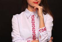 bluză tradițional