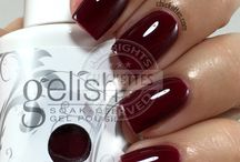 gelish colours