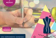 Proyecto Editorial Tallas y Medidas / Proyecto que involucra una investigación detallada para generar variedad de tallas, 300 tallas femeninas y 300 masculinas. Una herramienta para consolidar la estrategia en patronaje de modas de las organizaciones en el sector de la confección. Viene acompañada de una agenda creativa para dibujar. Un libro para estudiar y un cuaderno para practicar.