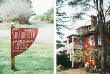The Sou'wester in Seaview, WA / Stumbled upon this amazing little place... Finding lots of great photography online, especially weddings. Lovely!
