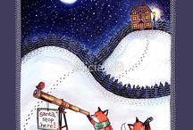 Weihnachten mit Kindern / Weihnachten ist toll. Und Weihnachten mit Kindern ist einfach unschlagbar. Wir haben hier ein paar Ideen und Geschenke für die Kleinen gesammelt.