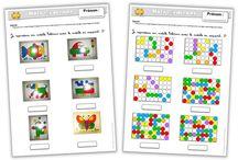 Modèles pour les jeux de colorino
