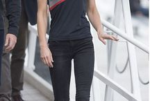 Kate Middleton's Sport Look