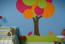 DIY: Transforme o quarto do filho no mundo dos Trolls!