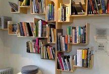 boeken rek
