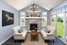 Hearth Rooms and Sunrooms - King's Court Builders / Unique Spaces - Hearth Rooms and Sunrooms